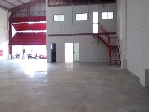 Barracao À Venda Iporanga Sorocaba/sp - Ba00245 - 3229470
