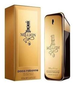 Perfume 1 Million 200ml Com Selo Adiped E Nota Fiscal