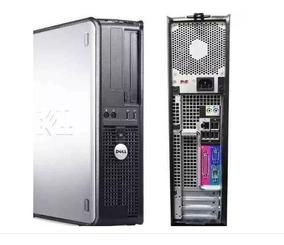 Cpu Dell Ddr2 Processador Core 2 Duo 4gb Hd 80 Windows 7