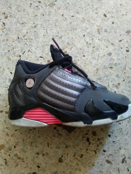 Zapatos Nike Jordan Niña Talla 11 . Importados U$a50.