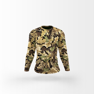Camiseta Termica Estampada Manga Larga Remera Deportiva