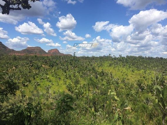Fazenda Rural À Venda, Zona Rural, Recursolândia. - Fa0065
