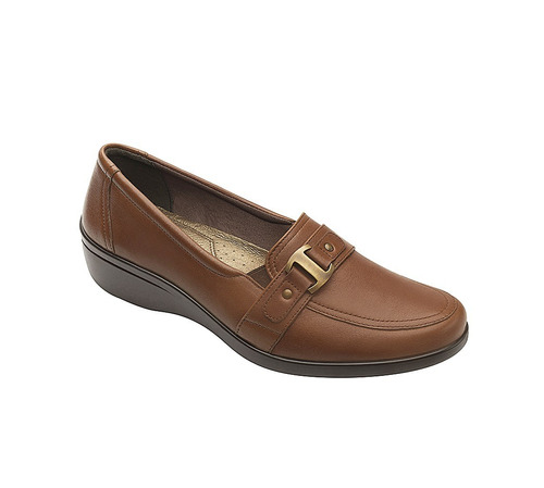 3bfc6840 Zapato Flexi Para Dama Color Chocolate - Zapatos en Mercado Libre México