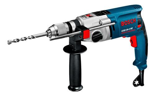 Taladro 1/2 800w 2 Vel Gsb 20 2 Bosch