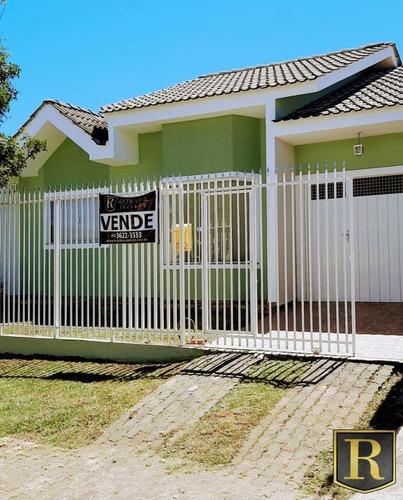 Casa Para Venda Em Guarapuava, Santa Cruz, 3 Dormitórios, 1 Suíte, 2 Banheiros, 1 Vaga - _2-1030598