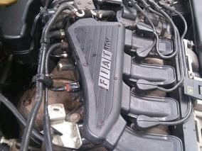 Fiat Brava 1999, Cuatro Cilindro, Cuatro Purtas, Color Blaco