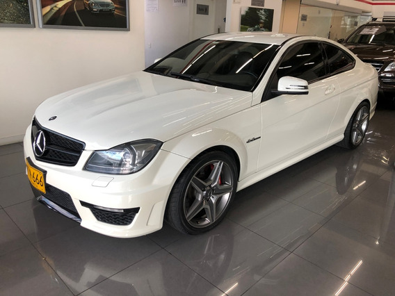 Mercedes Benz Clase C63 Coupe 2012