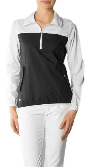 Buzo Rompeviento Dama Packable adidas Ae4525 Golflab