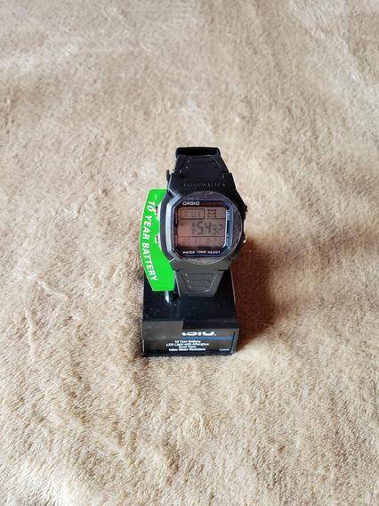 Relógio Casio Illuminator W-800 / Original