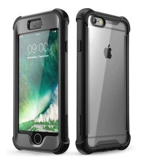Funda iPhone 6s Plus I-blason Ares 360 Original Negro Mica