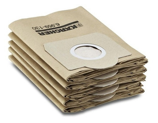 Bolsas Para Aspiradora Karcher (kitx5) 6.959-130.0