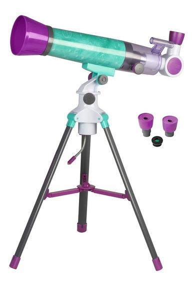 Telescopio De Luna Y Cielo Nancy B