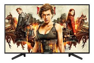 Smart Tv Led Televisor 49 Sony Uhd 4k Hdr 49x725f Dimm