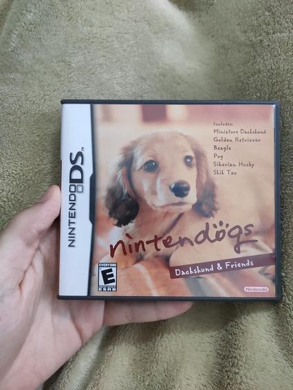 Nintendogs Dachshund & Friends Ds
