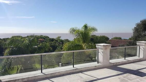 Casa - La Lucila Con Espectacular Vista Al Río
