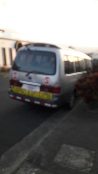 Kia Bongo Microbus