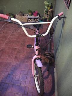 Bicicleta Rodado 20 Nena / Usada