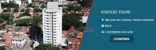 Imagem 1 de 2 de Apartamento À Venda, 65 M² Por R$ 322.655,25 - Parque Industrial - São José Dos Campos/sp - Ap0798