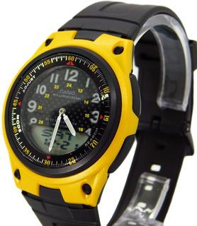 Reloj Hombre Casio Cod: Aw-80-9b Joyeria Esponda