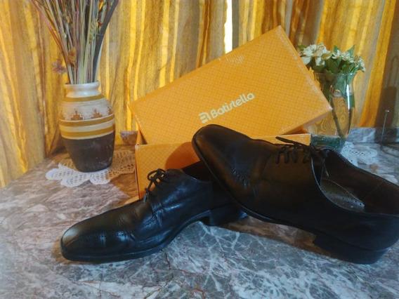 Zapatos Cuero Batistella N°44