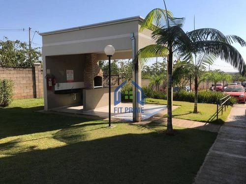Apartamento Residencial À Venda, Caparroz, São José Do Rio Preto. - Ap1112