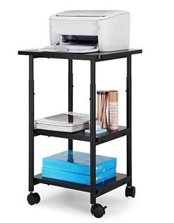 Mueble Carrito Organizador Para Oficina Impresora Multiusos