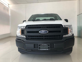 Ford F-150 3.5 Cabina Regular 2018/0 Km Lista Para Trabajar