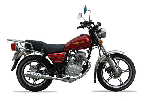 Yumbo Dc 125 - Moped