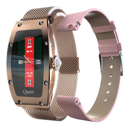 Imagen 1 de 6 de Lokmat Queen - Reloj Inteligente Para Mujer