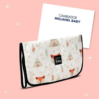 Cambiador De Bebé Millanel Baby, Oferta Lanzamiento!!