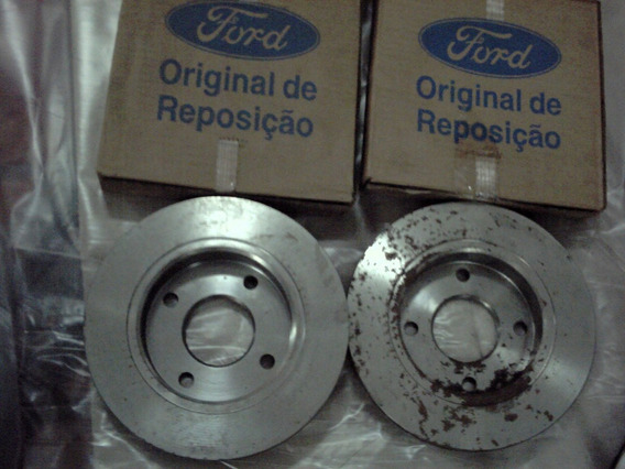 Disco Freio Logus Pointer 93 96 Original Vw Varga Ventilado