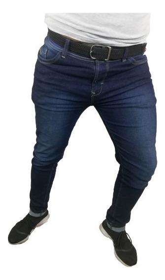 Pantalon De Mezclilla Hombre Entubado Mercadolibre Com Mx