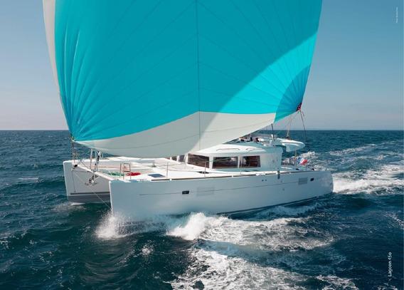 Catamarã Lagoon 450 Gerador E Ar Cond Completo Muito Lindo