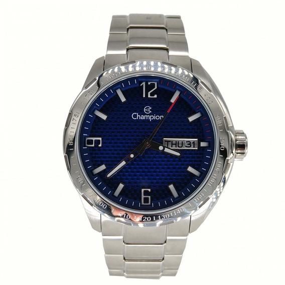 Relógio Champion Masculino Calendário