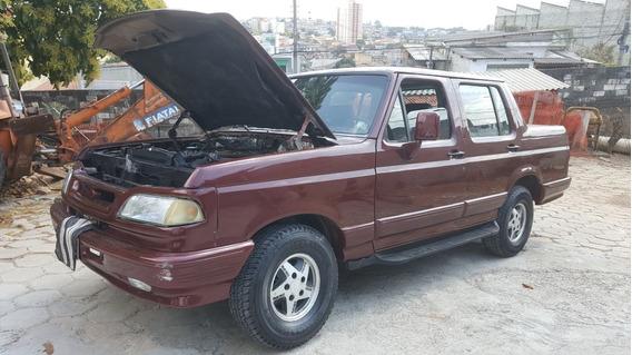 Ford F1000 Sr Deserter Cabine Dupla Ano 1995 Diesel