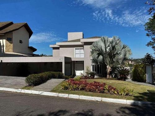 Casa Com 4 Dormitórios Suítes À Venda, 564 M² Por R$ 2.120.000 - Residencial Euroville - Carapicuíba/sp - Ca3234