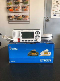 Radio Marina Icom Ic-m324 Vhf Transceiver