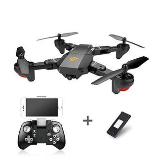 Koeoep Rc Quadcopter Drone With 720p Hd Camera, Air Pressur