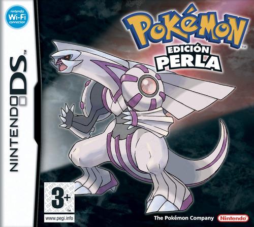 Imagen 1 de 10 de Juego Nintendo Ds 3ds Pokemon Perla Español - Refurbished
