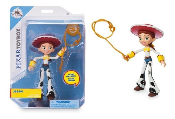 Boneca Jessie Toy Story 4 Disney Store Toybox