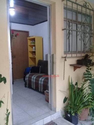Sobrado Com 2 Dormitórios À Venda, 130 M² Por R$ 360.000 - Vila Prudente - São Paulo/sp - So1477
