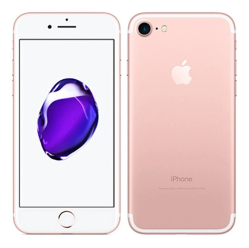 Apple iPhone 7 128gb Rose Gold Sin Caja _s