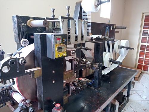 Imagem 1 de 3 de Impressora Flexográfica 160 Mm 4 Cores