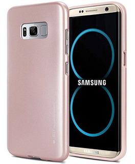 Funda Galaxy S8 Funda Ultra Slim Fit Goospery Ijelly Funda