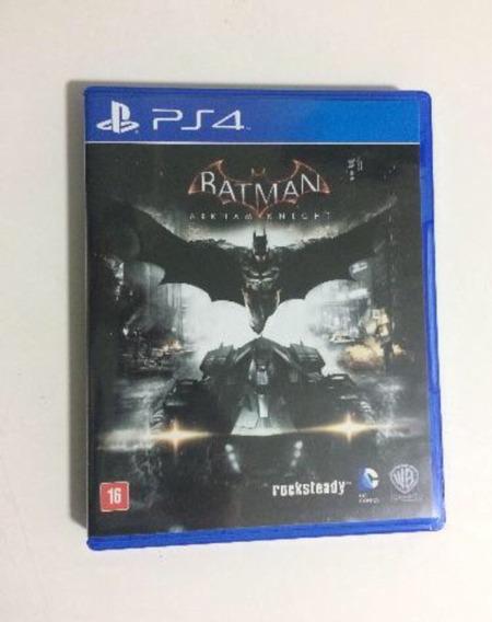 Vendo Ou Troco Batman Arkham Night Ps4