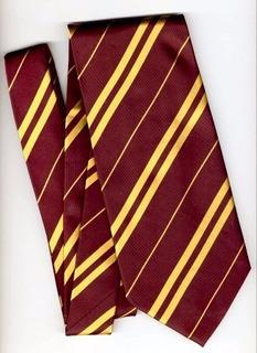 Corbata Gryffindor Harry Potter Hermione Nuevo Garantía