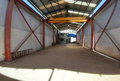 Propiedad En Se Vende Galpón Industrial 297 M2 Con Puente Grúa