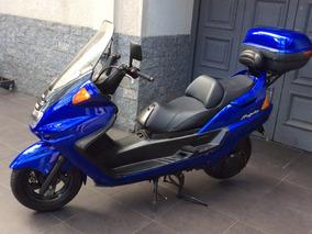 Yamaha Majesty 250 Baul Giv