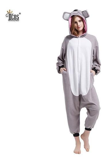 Pijama De Kohala. En Tela Plush. Unicornios Y Mas Personajes