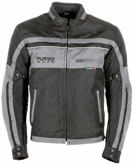 Jaqueta Tutto Fyber (dark Grey) -tutto Moto®